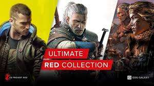 Ultimate RED Collection : CyberPunk 2077 + The Witcher Complete Collection (Witcher 3: Wild Hunt GOTY and more) £27.54 @ GOG Russia (VPN)