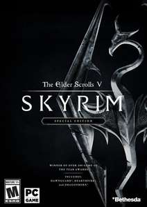 The Elder Scrolls V 5 Skyrim Special Edition PC £8.79 at CDKeys