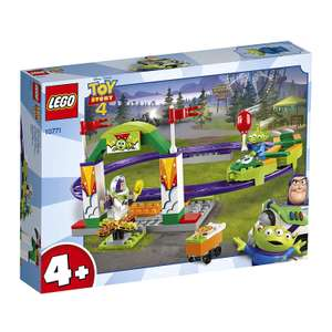 LEGO Toy Story 4 10771 Carnival Thrill Coaster £5 @ B&M Worcester