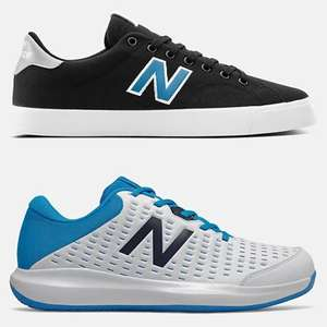 Up to 50% Off Sale + Extra 20% Off with Code + Free Shipping over £50 + Free Returns @ New Balance