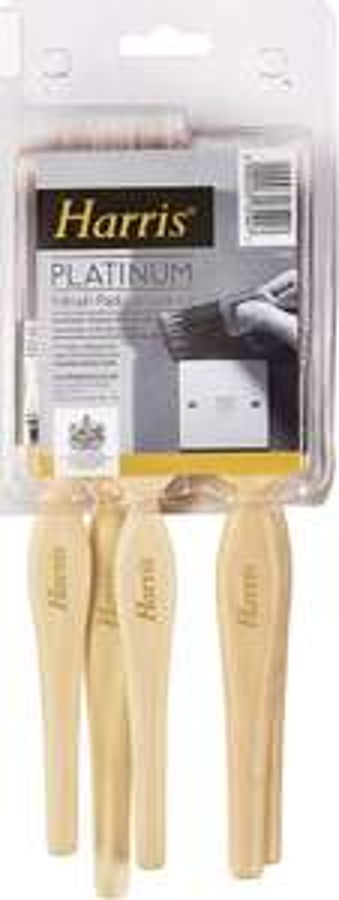 LG Harris 13190 Platinum 5 Brush Set - £4.99 (Prime) / £9.48 (Non Prime) @ Amazon