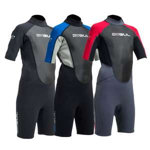 GUL Shortie wetsuit for 5-6 year olds - £14.98 (inc delivery) @ escape watersports.