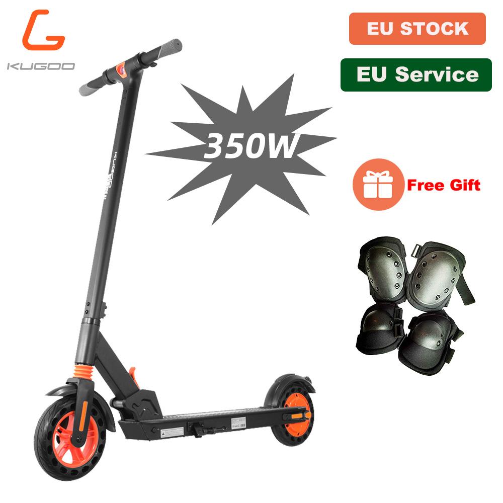 KUGOO KIRIN S1 Folding Electric Adult Scooter 350W APP Control Honeycomb tire E-Scooter - £226.37 @ AliExpress / KUGOO Official Store