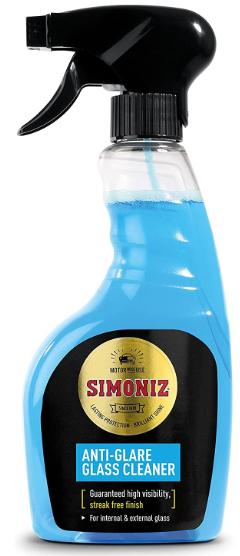 Simoniz Anti-Glare Glass Cleaner 500ml - £2.50 (Prime) / £6.99 (Non Prime) @ Amazon