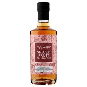 Tw Kempton Spiced Fruit Gin Liqueur 50Cl at Tesco RTC £7.56 (Great Yarmouth)