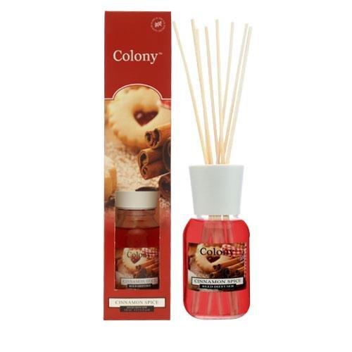 WAX LYRICAL Colony Cinnamon Spice Reed Diffuser, 120ml £6.04 @ Amazon (+£4.49 Non-prime)
