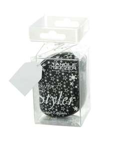 """Tangle Teezer """"Twinkle"""" Limited Edition compact detangling Styler hairbrush £4 delivered with 48 hour delivery at HotHair"""