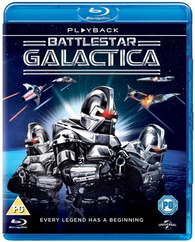 Battlestar Galactica - The Movie (Blu-Ray) £3.99 @ Zoom