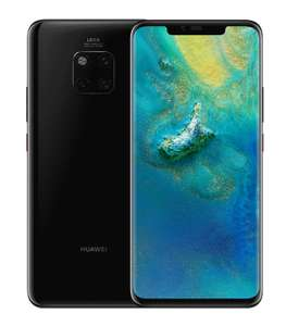 Huawei Mate 20 Pro Refurbished - £224.99 @ stockmustgo / eBay (discount applied at checkout)