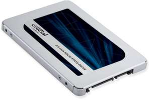 Crucial MX500 2TB Solid Sate Drive SSD (Internal) *Open Box* - £192 inc delivery @ CCLOnline
