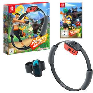 Ring Fit Adventure Nintendo Switch - £64.99 at Currys PC World