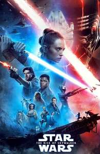 Star Wars: The Rise of Skywalker £1.99 Rental @ Amazon Prime