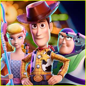 Toy Story 4 HD £4.99 to buy at iTunes