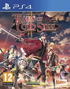 The Legend of Heroes: Trails of Cold Steel II (PS4) - £9.99 Amazon Prime / £12.98 Non Prime