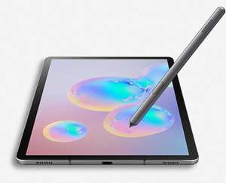 SAMSUNG Galaxy Tab S6 LTE 256GB £646 @ Selfridges (Pre-roder)