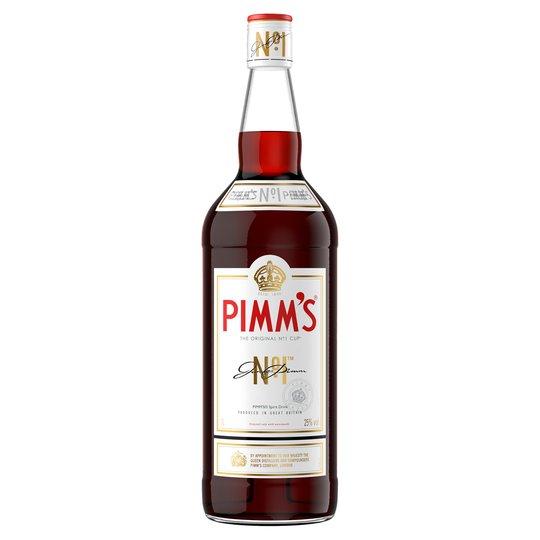 Pimm's No.1 1L - £12 @ Tesco expires closing on Sunday