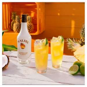 Malibu White Rum With Coconut 70Cl £10 @ Tesco Instore & online