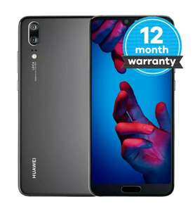 Refurbished Huawei P20 128GB Vodafone Black Smartphone In Good Condition - £115.42 Delivered With Code @ Music Magpie / Ebay