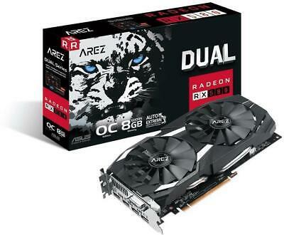 ASUS Radeon AREZ Dual RX 580 8GB OC Graphics Card £151.04 at Box_uk @ eBay