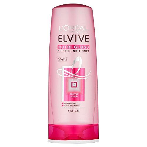 L'Oreal Elvive Nutri Gloss Conditioner 400ml £2.50 Prime + £4.49 NP @ Amazon