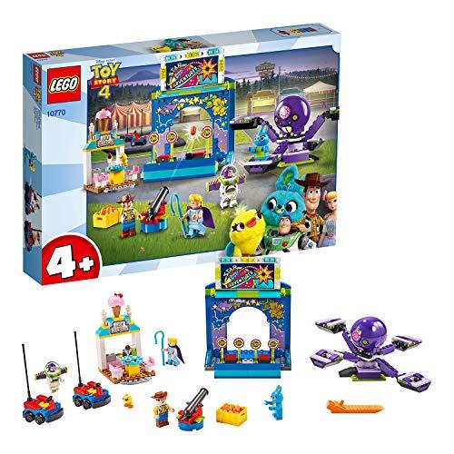 Lego - 10770 - Disney Pixar Toy Story 4 - Buzz & Woody's Carnival Mania! - £28.50 - Argos & Amazon