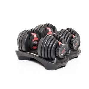Bowflex 2-24 Kg SelectTech Dumbbells (Pair) £449 @ Fitness Superstore