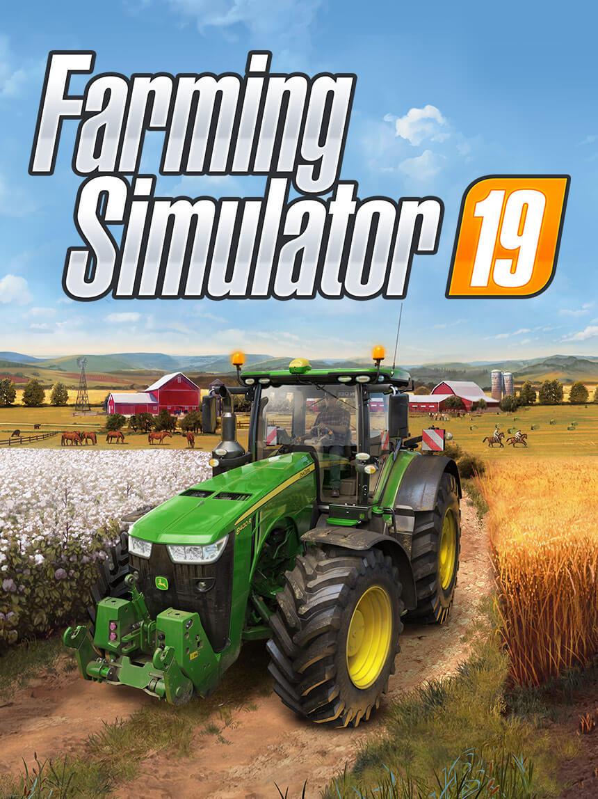 Farming Simulator 2019 - Steam PC £13.19 @ Steam