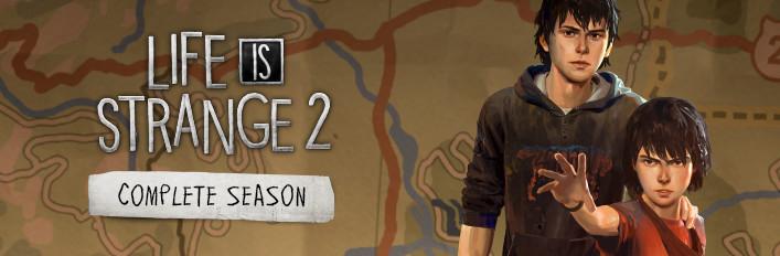 Life Is Strange 2 - Complete Season - £11.86 @ Steam Sale
