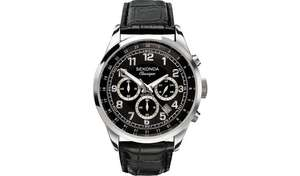 Sekonda Classique Chronograph Watch with Leather Strap Watch @ Argos (Free C&C / £3.95 Delivery)