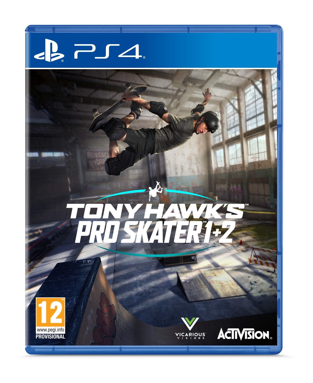 Tony Hawk's Pro Skater 1 + 2 Remake [PS4] Pre-Order @ PlayStation PSN US