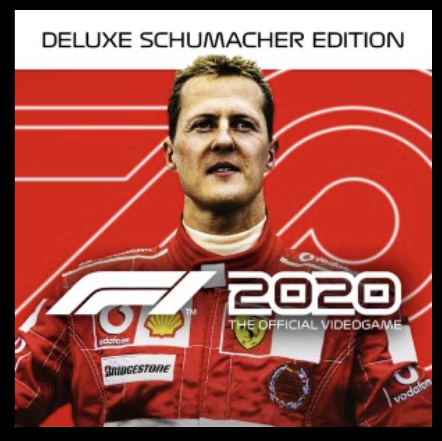 10% off F1 2020 when pre-ordering in game via F1 2019 - E.G F1 2020 - Schumacher Edition now £58.49 @ PSN