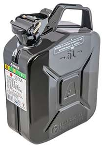 Arnold Metall-Kraftstoffkanister 5 L 6011-X1-2000 Fuel Canister 5 litres £18.15 (Prime) + £4.49 (non Prime) at Amazon