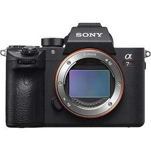 Sony A7R III Digital Camera Body £1999 with £200 off with code and £300 cashback + £129 worth Capture One PRO FREE at WEX