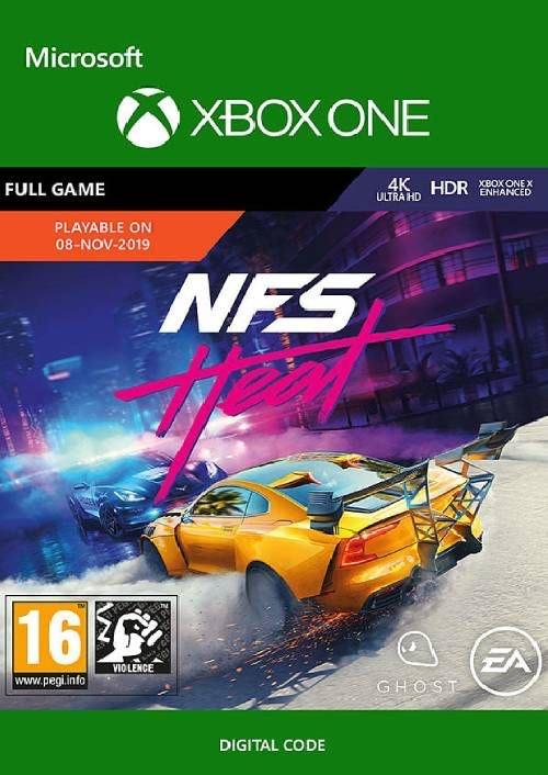 Need for Speed: Heat Xbox One £21.99 @ CDKeys