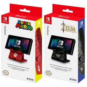 [Nintendo Switch] HORI Officially Licensed Nintendo: Compact Playstand - Super Mario OR Zelda - £9.99 delivered @ Simply Games