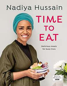 Time to Eat: Delicious, time-saving meals using simple store-cupboard ingredients Kindle Edition 99p @ Amazon