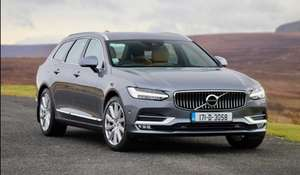 New Volvo V90 Estate 2.0 T4 Momentum Plus 5dr Geartronic £26,200 @ Nationwide Cars