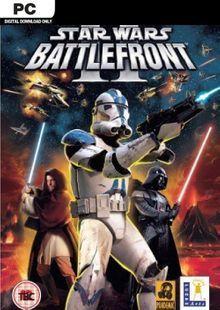 [Steam] Star Wars Battlefront II 2 (Classic, 2005) (PC) - £1.89 @ CDKeys