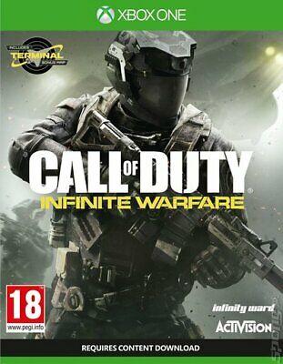 Call of Duty: Infinite Warfare (Xbox One) PEGI 18+ USED - £3.25 @ music magpie / eBay