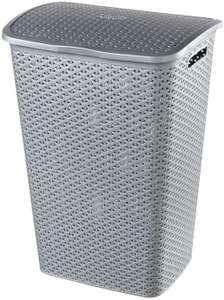 Curver 55l laundry basket - £12 + free Click and Collect / £3.95 delivery @ Argos
