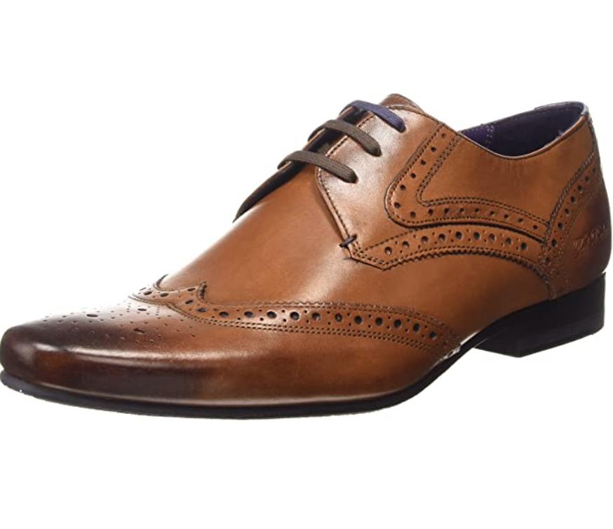 Ted Baker London Men's Hann 2 Brogues - (Size & Colour Dependant) - £45.50 at Amazon