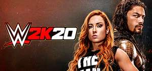 WWE 2K20 on PC - Steam - £5.99 Standard/£9.14 Digital Deluxe