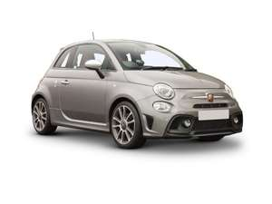 Abarth 595 Hatchback Special Edition 1.4 T-Jet 180 Competizione 70th Anniversary 3dr £5934.75 - Central Vehicle Leasing