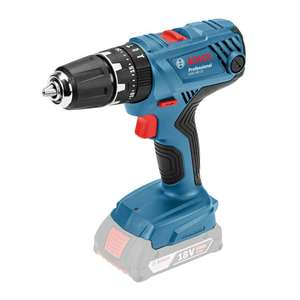 BOSCH GSB 18 V-21 Combi Drill Body Only - £59.95 @ Power tool World