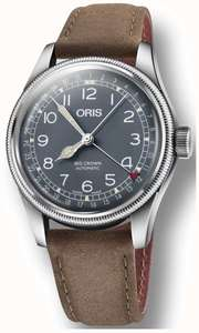 Oris big crown pointer date 40mm watch - £1035 delivered using code @ First Class Watches