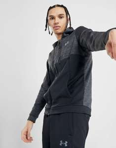 Under Armour Cold Gear Full Zip Hoodie Mens - £33.99 delivered @ JD Sports