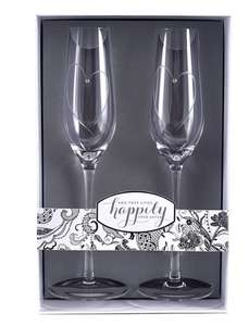 Card Factory items reduced e.g Love Heart Wedding Champagne Flutes £1 + £2.99 del