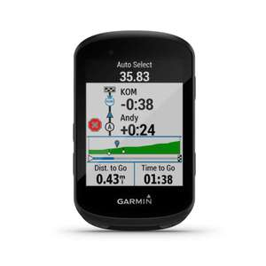 Garmin Edge 530 GPS Cycle Computer / Cyclometer - £199.99 + Free Click and Collect / £3.99 delivery @ Decathlon