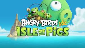 Angry Birds VR: Isle of Pigs - Oculus Quest at Oculus for £7.99