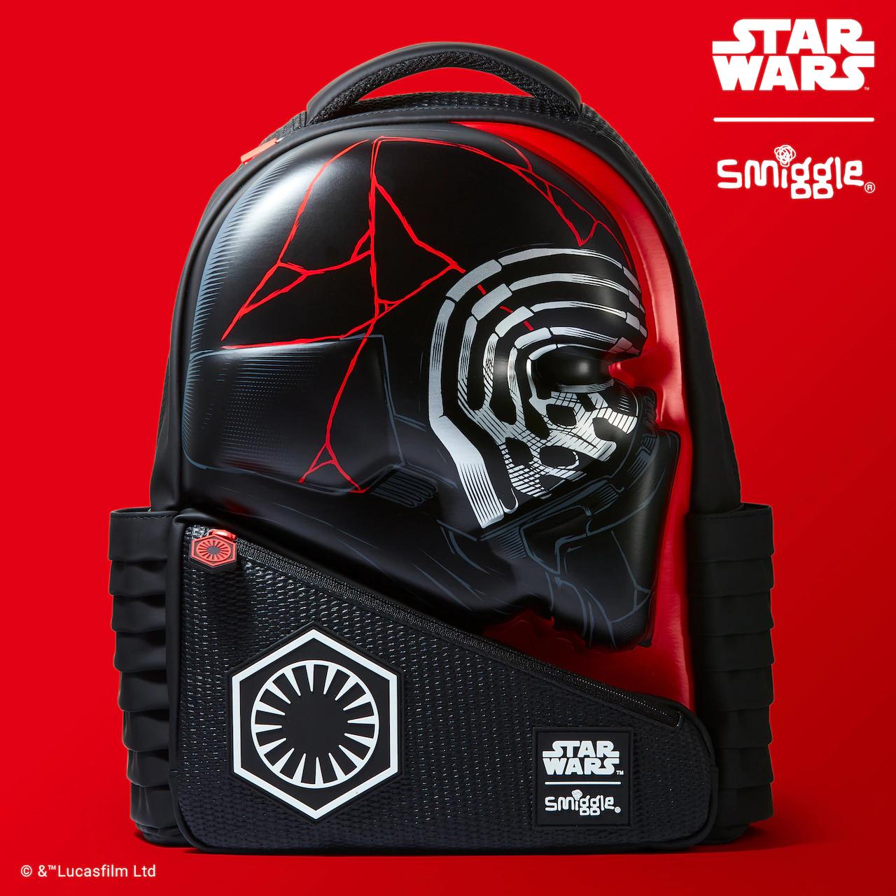 Smiggle Star Wars Kylo Ren Backpack - £25.99 Delivered @ Smiggle